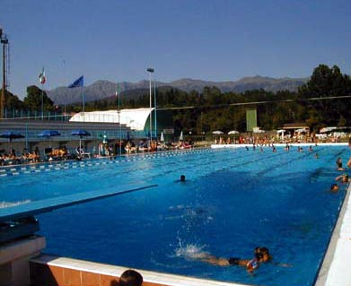 Local information for Piscina villafranca
